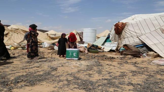مقتل طفل وإصابة 6 أشخاص في حرث مخيم الجفينة بمحافظة مآرب