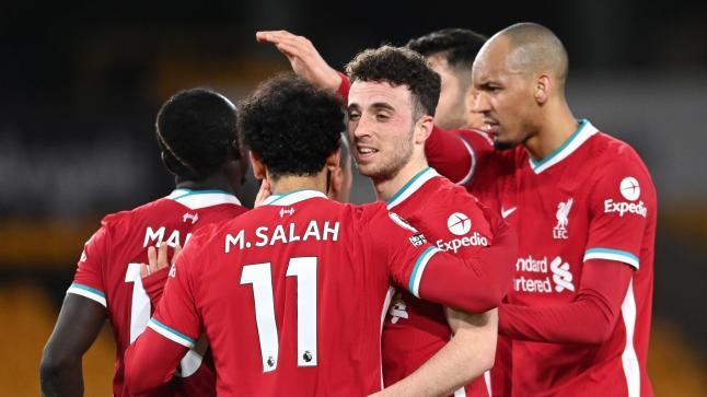 البريميرليج.. جوتا يقسو على فريقه السابق وينقذ ليفربول من تعثر جديد
