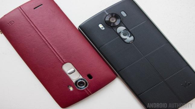 شركة LG تضع تخفيضاً بقيمة 100 دولار لإجهزة LG G4, LG V10 لفترة محدودة
