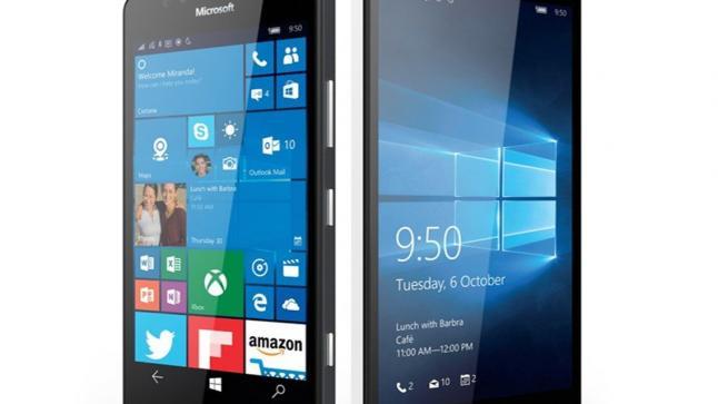 lumia 950 و Lumia 950 XL الآن للبيع في الاردن