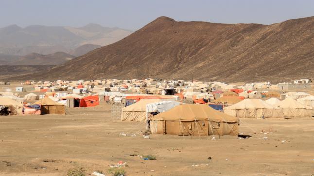 هجمات جماعة الحوثي تلاحق النازحين في مآرب