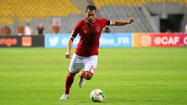 أحمد فتحى يطلب المشاركة في مباراة بتروجيت وسيد عبد الحفيظ يعد ىالأهلي بمكافآة عند الفوز
