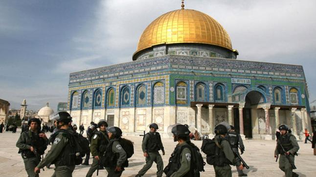 تل أبيب ترفض نشر قوات دولية في المسجد الأقصى