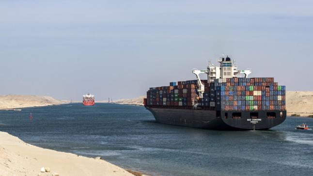 خبير اقتصادي: قناة السويس عبرت بسلام من جائحة كورونا