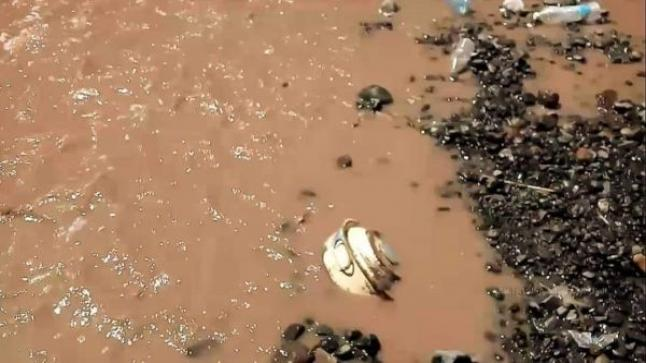 المرصد اليمني يحذر من الألغام المنجرفة بسبب الأمطار