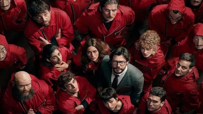 إبتداء من 3 إبريل .. عودة الموسم الرابع من La Casa de Papel السلسلة الاسبانية الأشهر