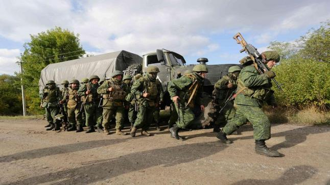 روسيا تحذر من أي هجوم محتمل لأوكرانيا علي شبه جزيرة القرم