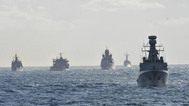 ليبيا واليونان يبحثان ترسيم الحدود البحرية بينهما